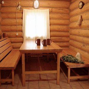 Мебель для бань, саун, бассейнов
