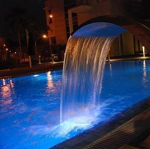Средства ухода за бассейнами и фонтанами